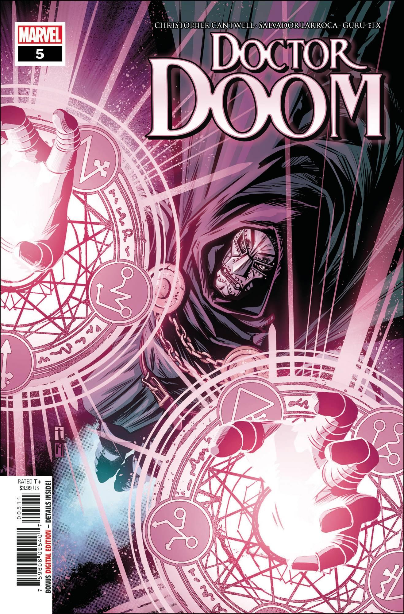 Doctor Doom #5 (2020)