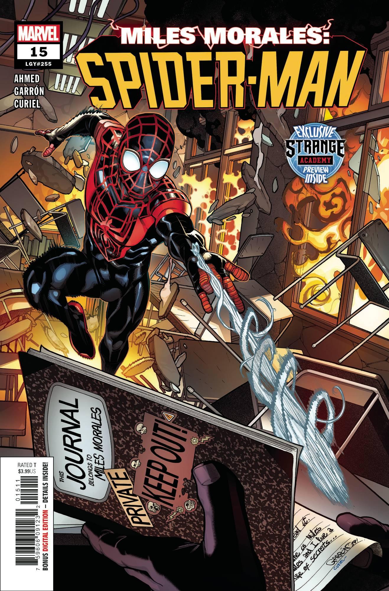Miles Morales: Spider-Man #15 (2020)