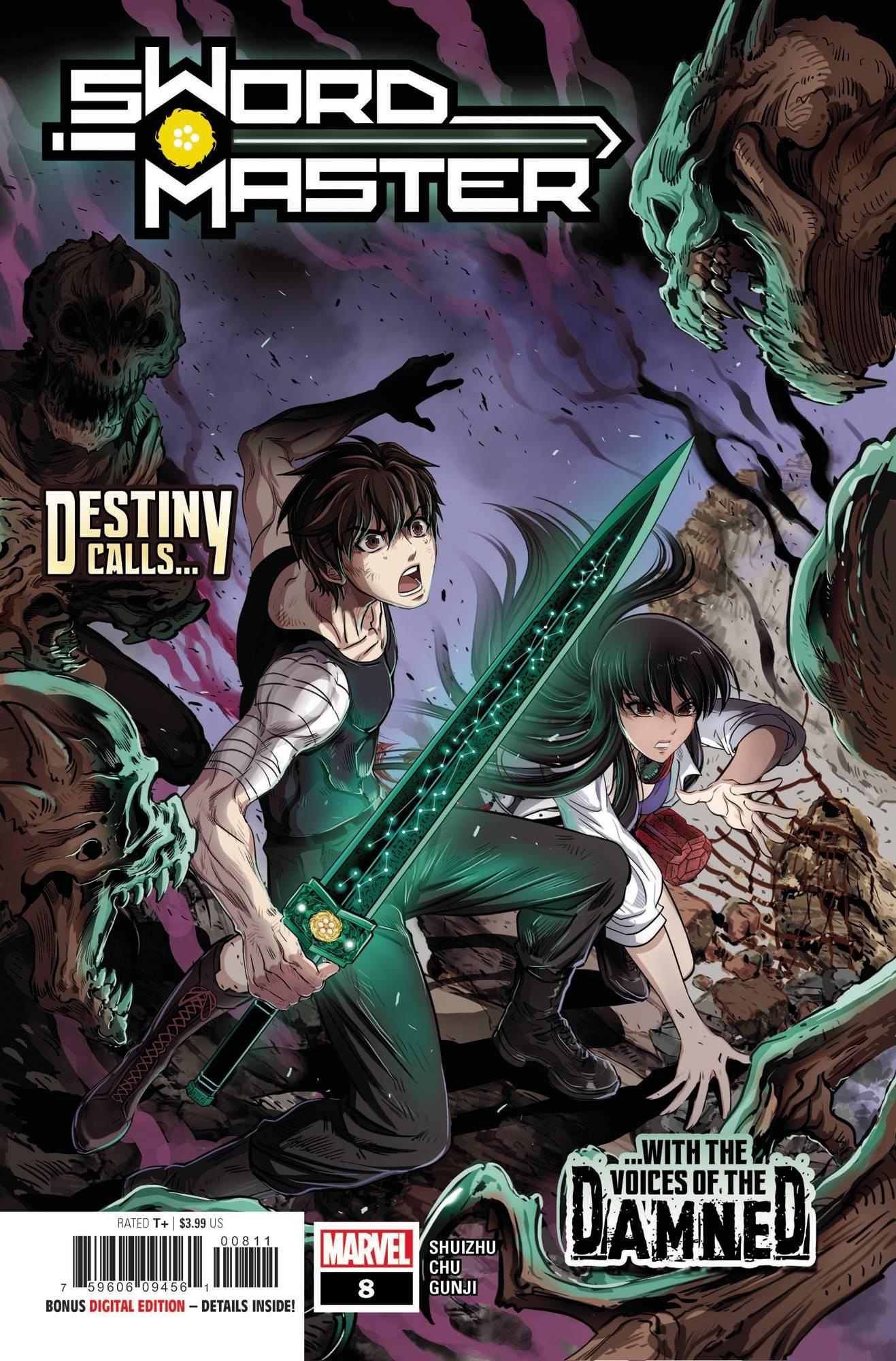 Sword Master #8 (2020)