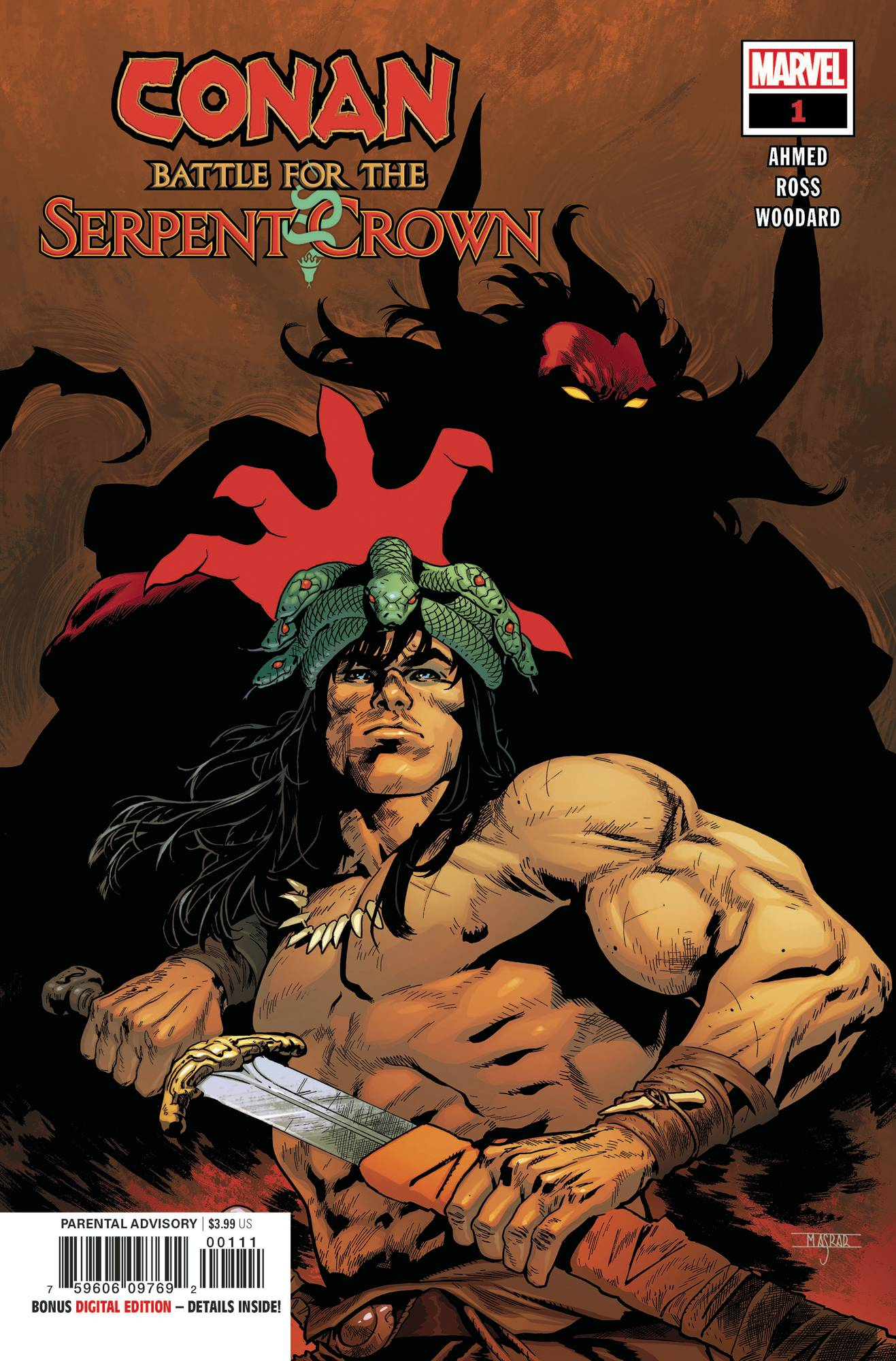 Conan: Battle For Serpent Crown #1 (2020)