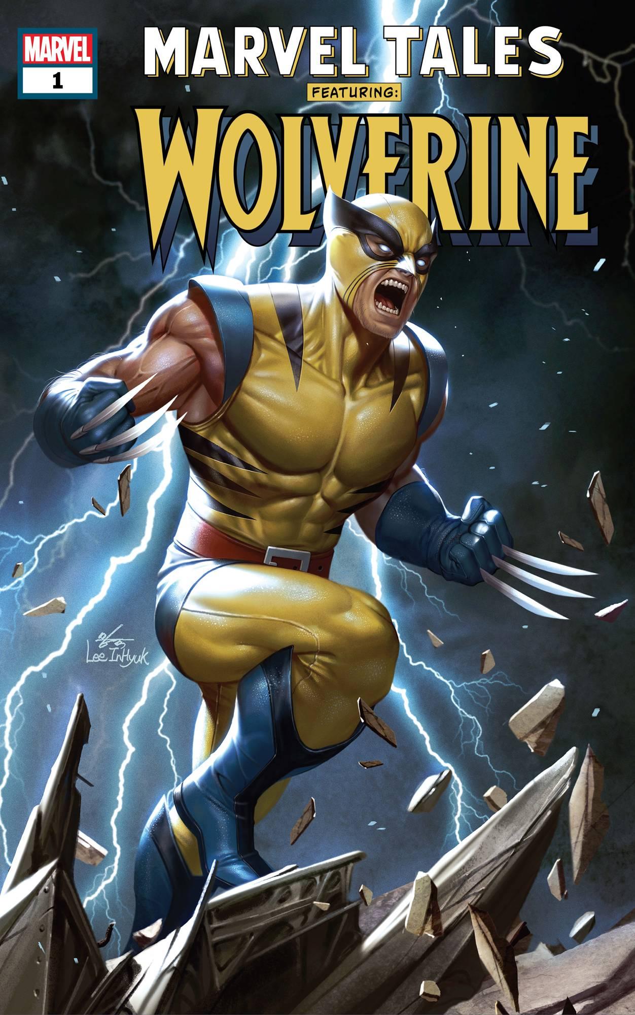 Marvel Tales: Wolverine #1 (2020)