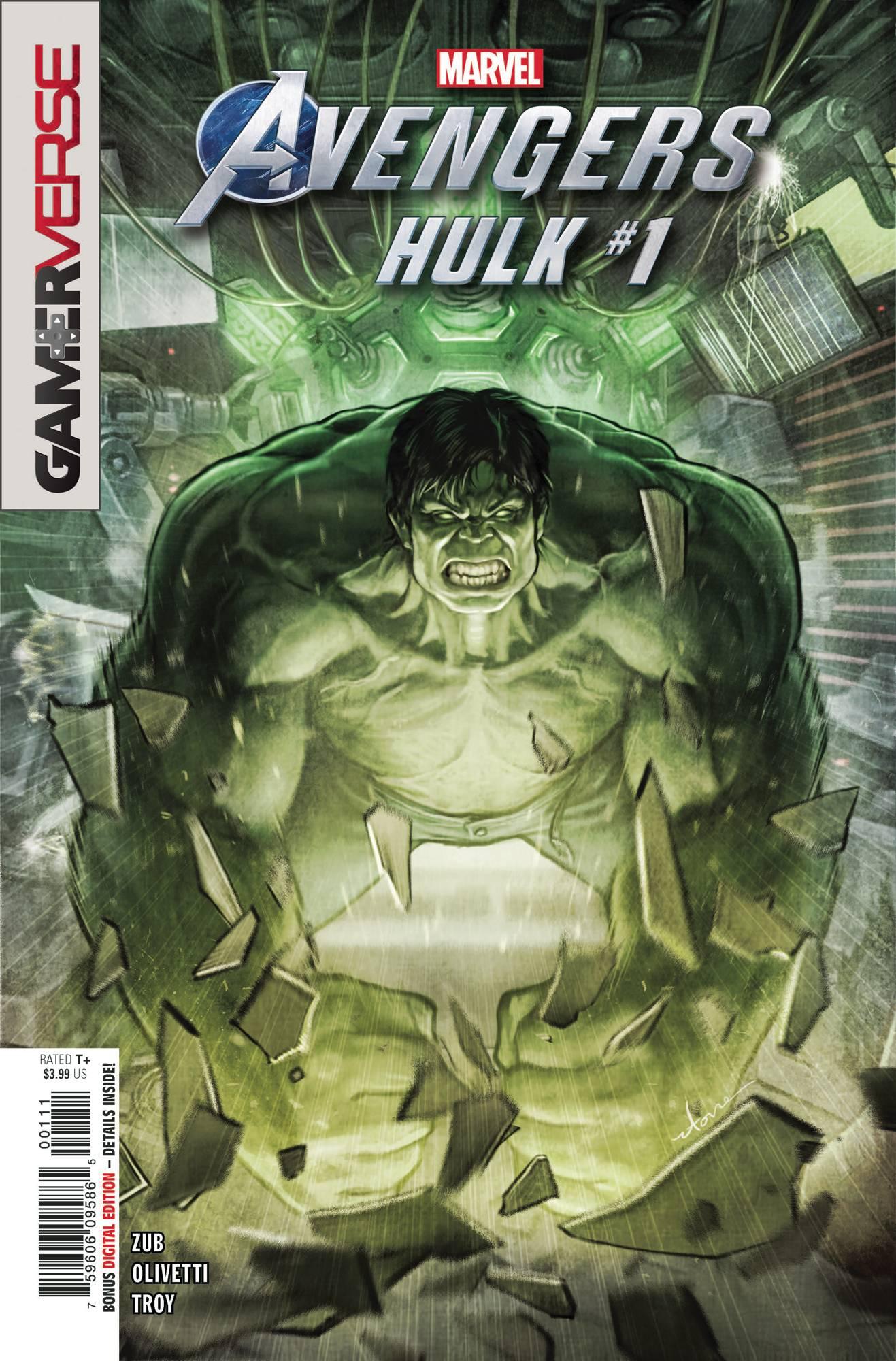 Marvel's Avengers: Hulk #1 (2020)