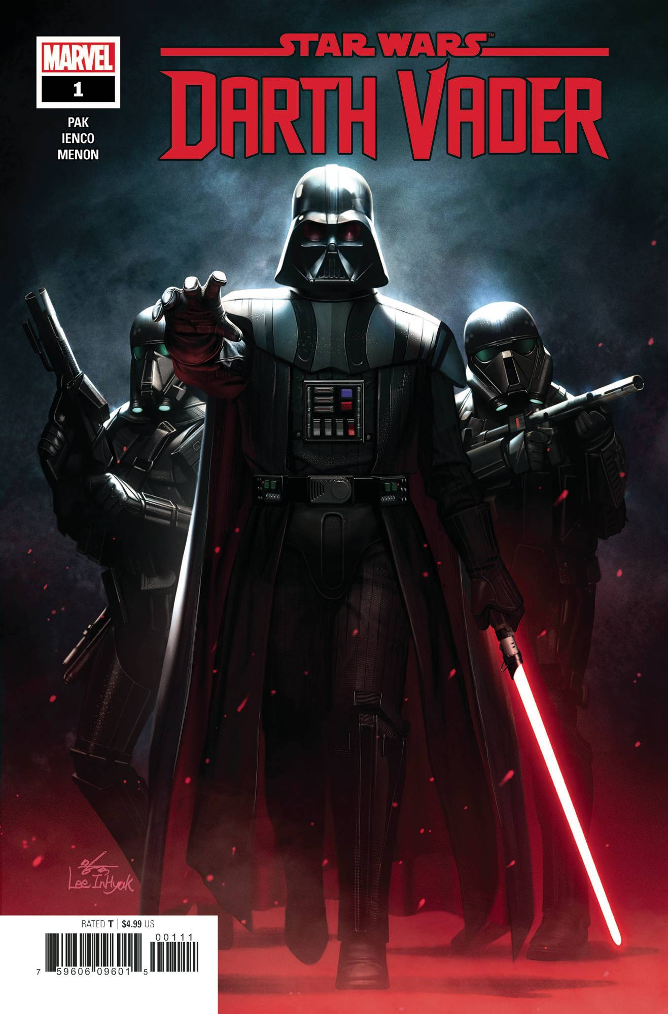 Star Wars: Darth Vader #1 (2020)