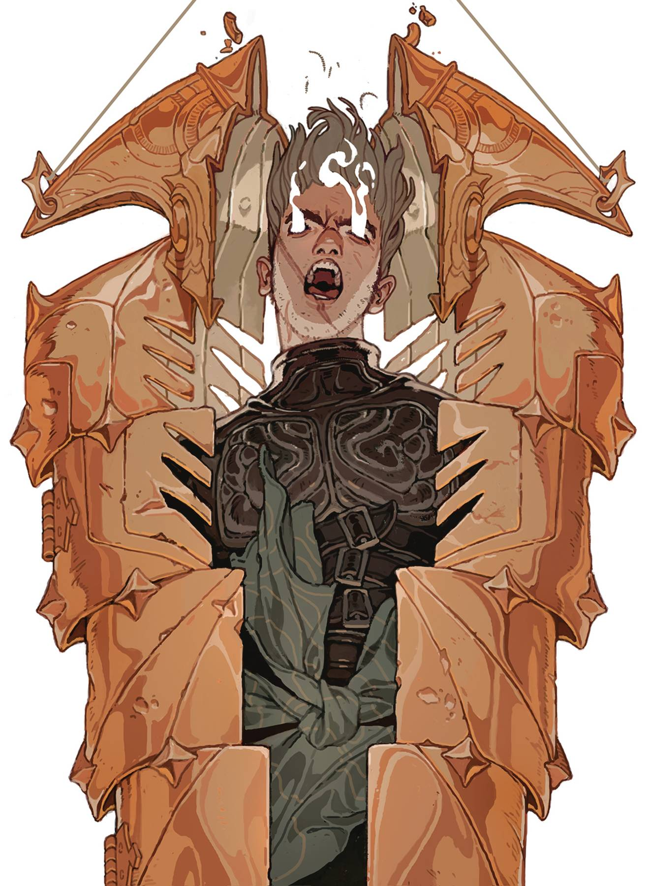 Dragon Age: Blue Wraith #2 (2020)