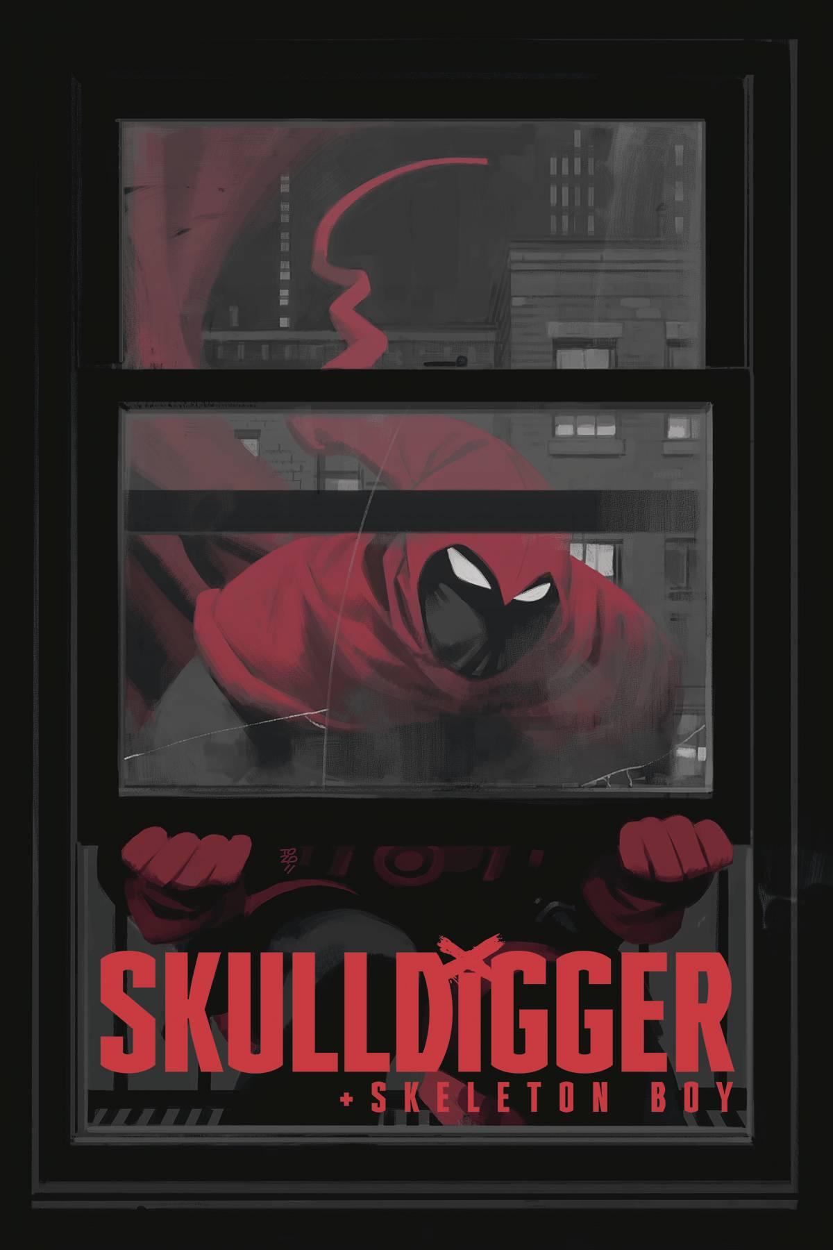 Skulldigger and Skeleton Boy #3 (2020)