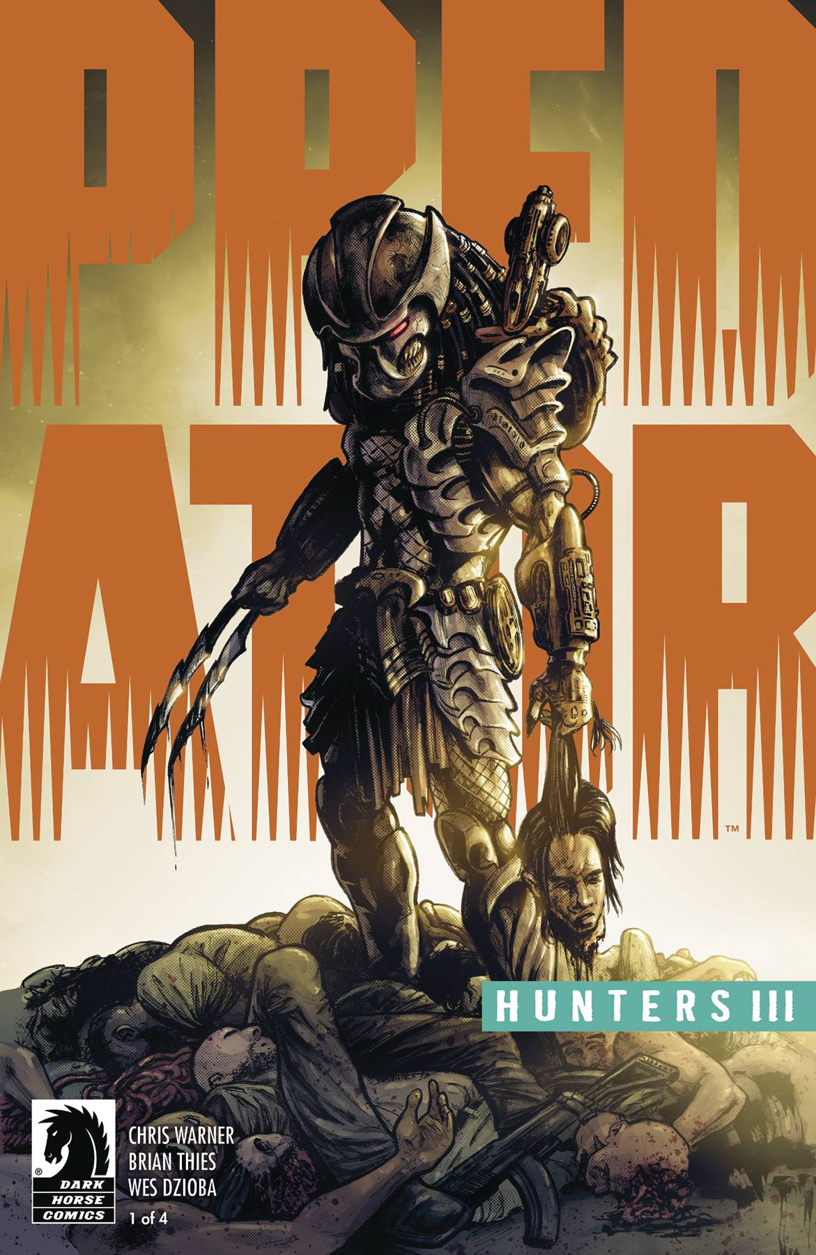 Predator: Hunters III #1 (2020)