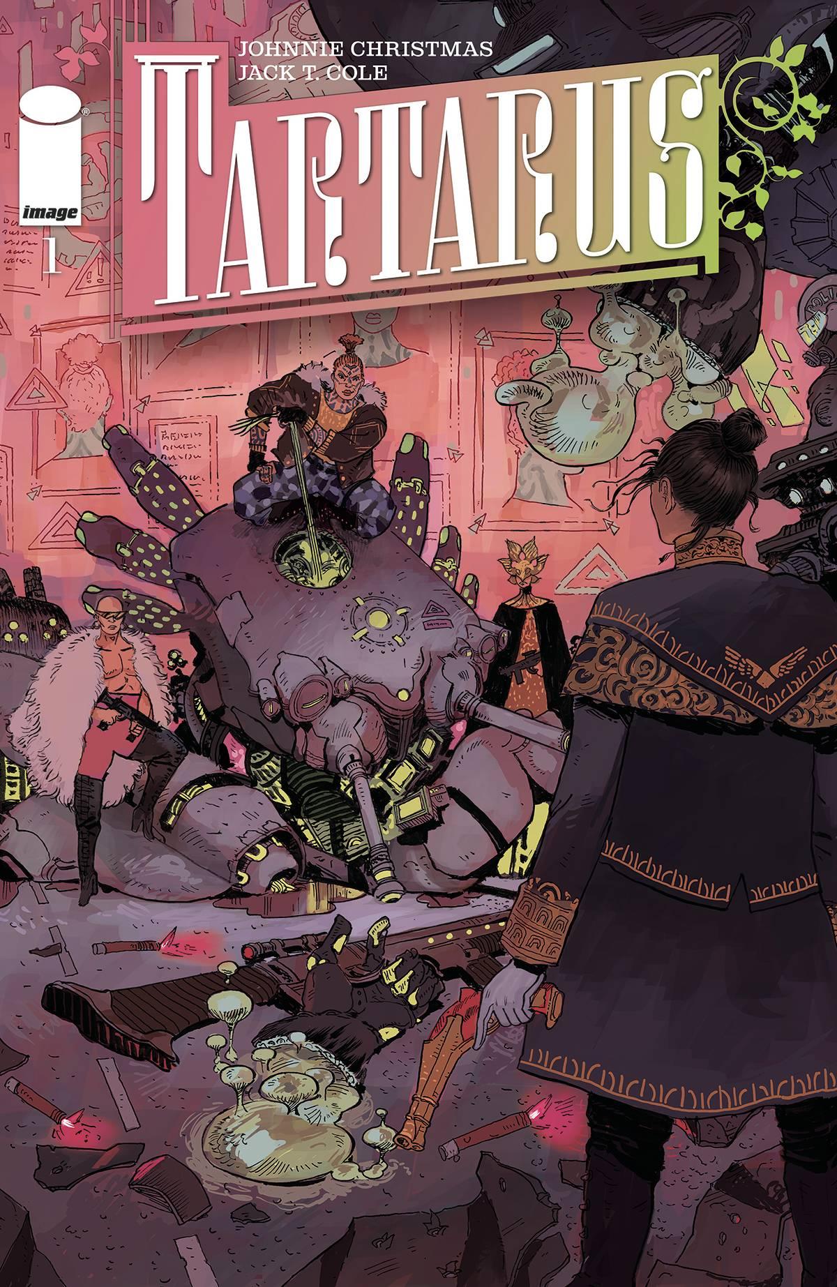Tartarus #1 (2020)
