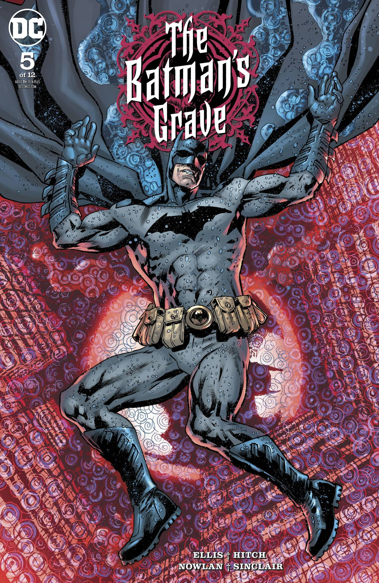The Batman's Grave #5 (2020)