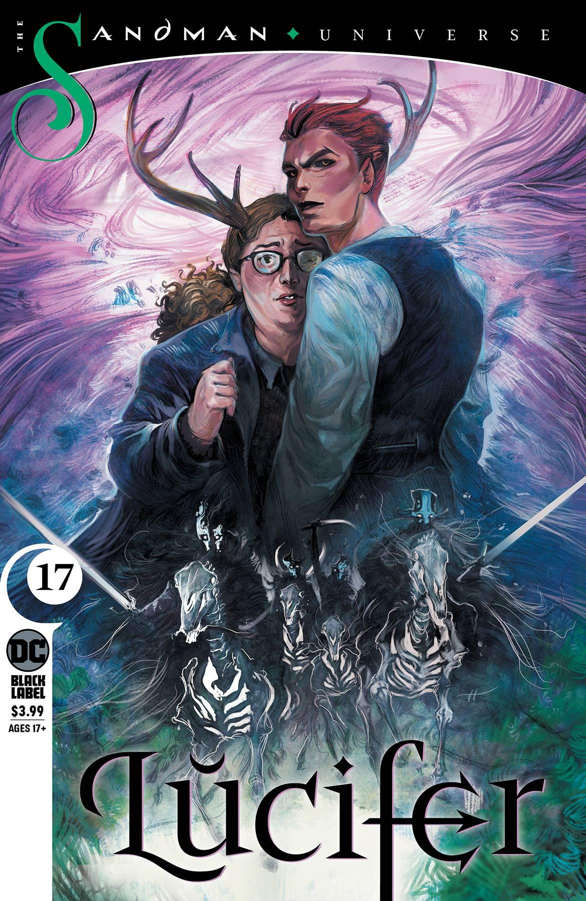 Lucifer #17 (2020)