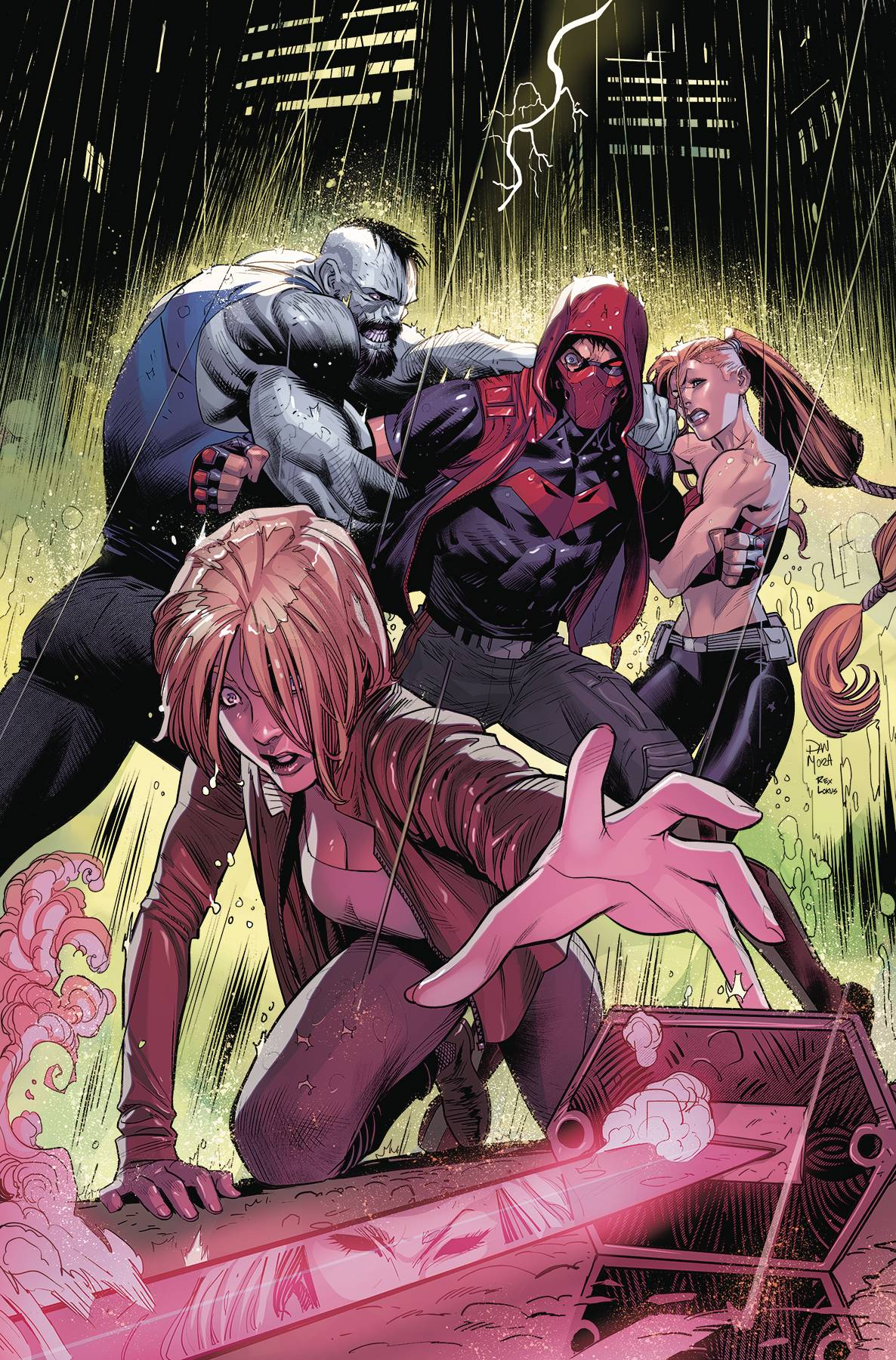 Red Hood and the Outlaws #43