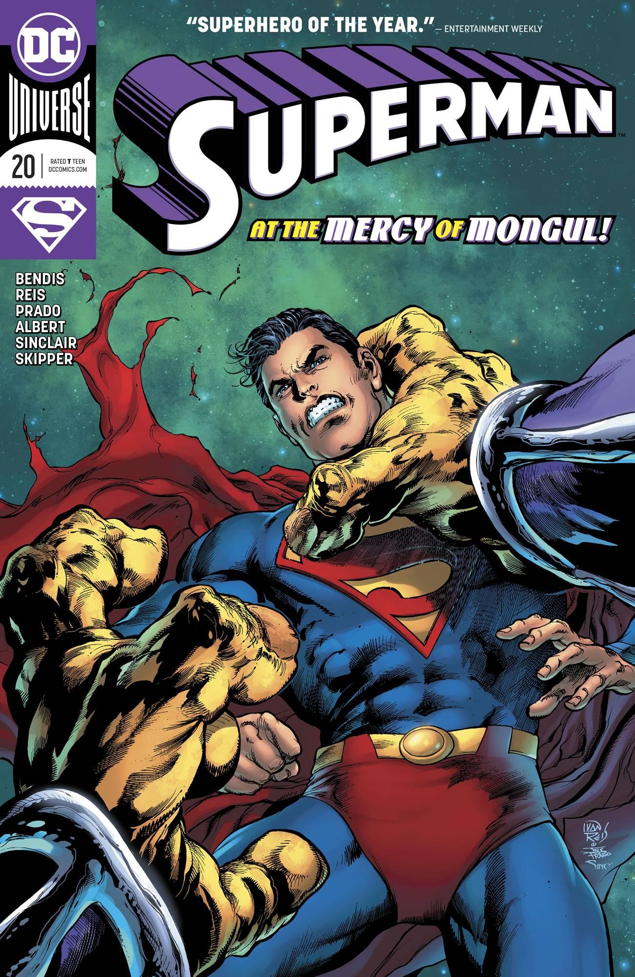Superman #20 (2020)