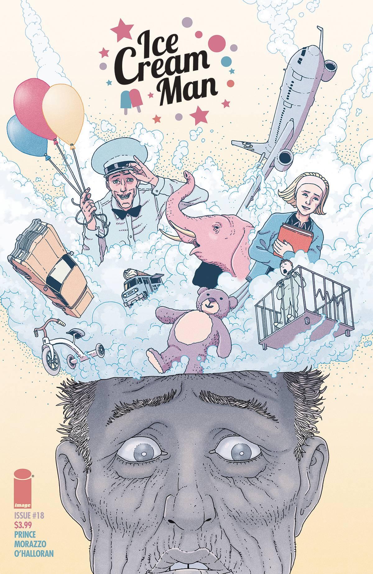 Ice Cream Man #18 (2020)