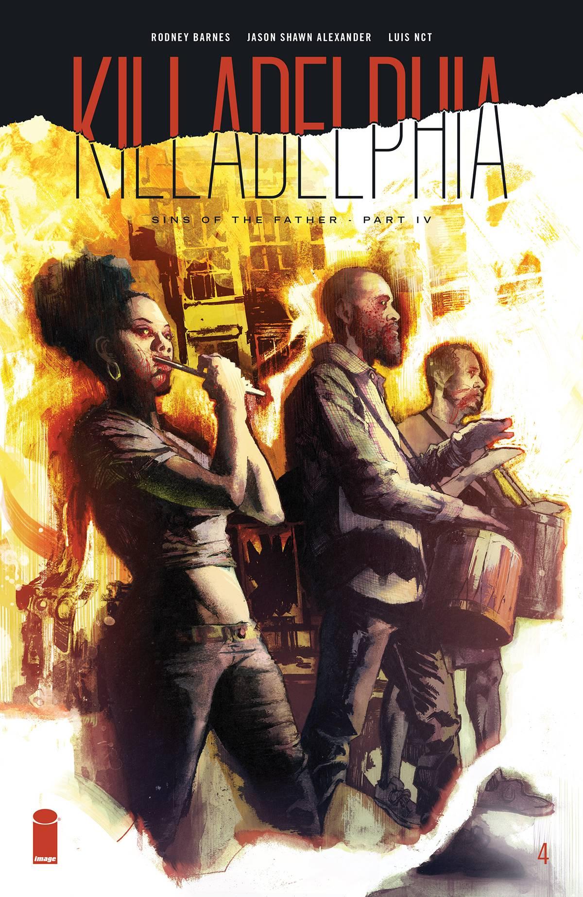 Killadelphia #4 (2020)
