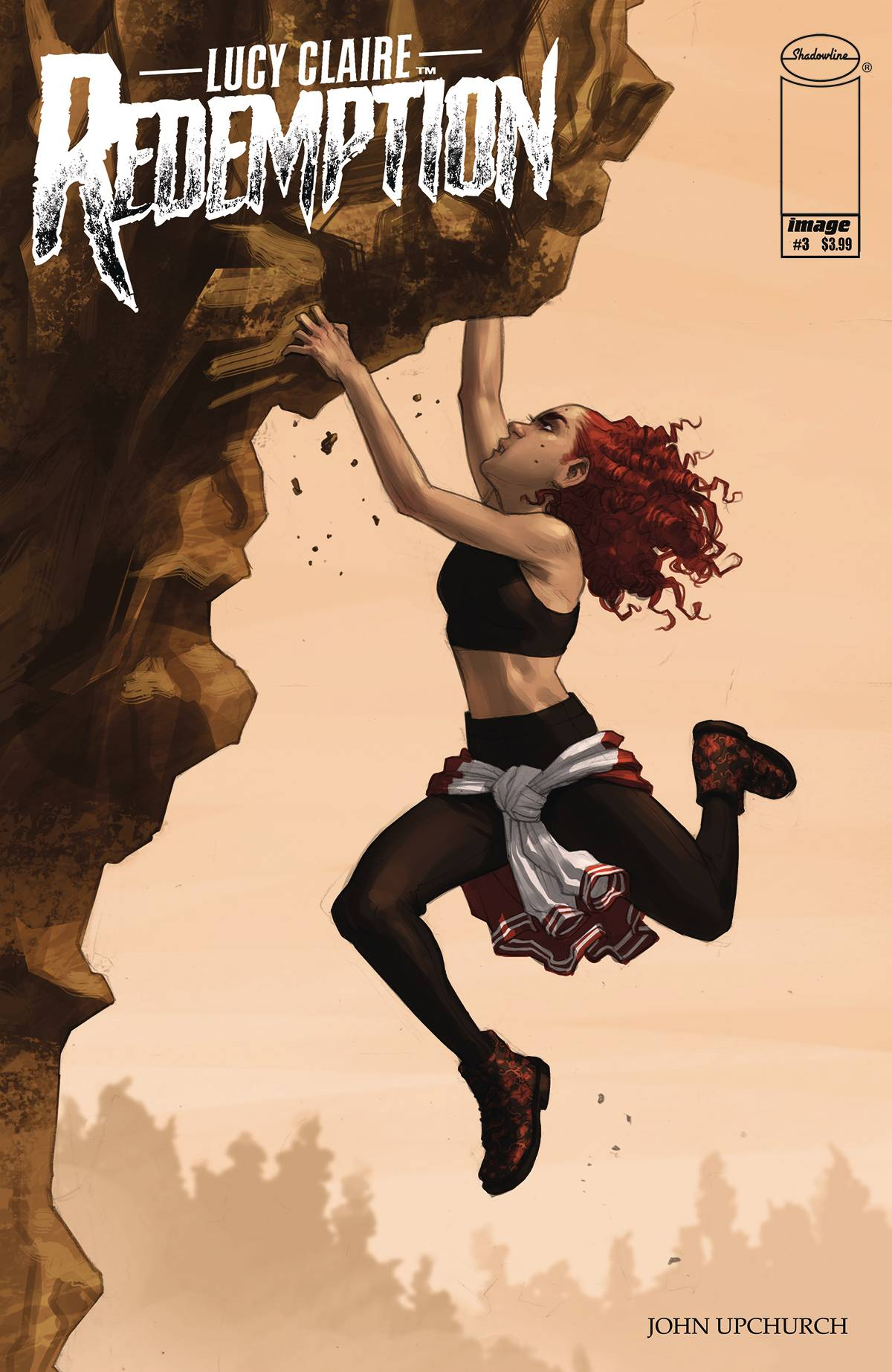 Lucy Claire: Redemption #3 (2020)