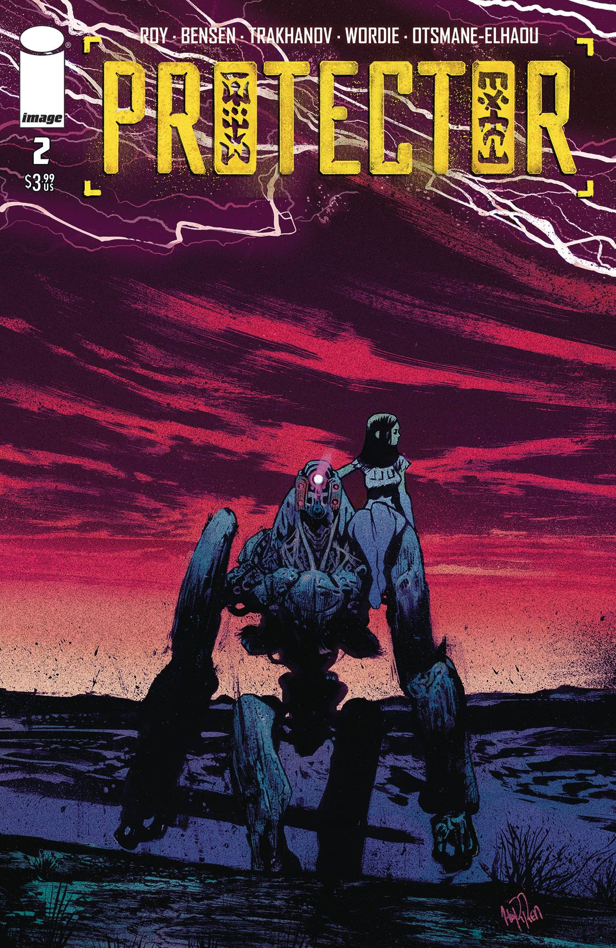 Protector #2 (2020)