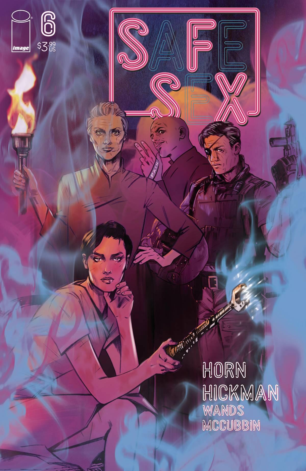 SFSX (Safe Sex) #6 (2020)