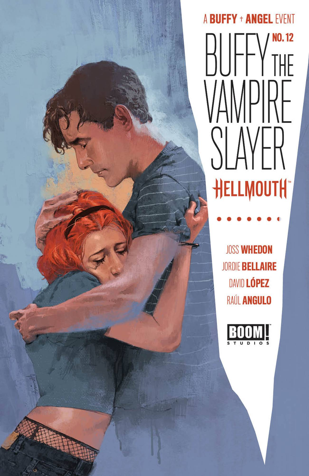 Buffy The Vampire Slayer #12 (2020)