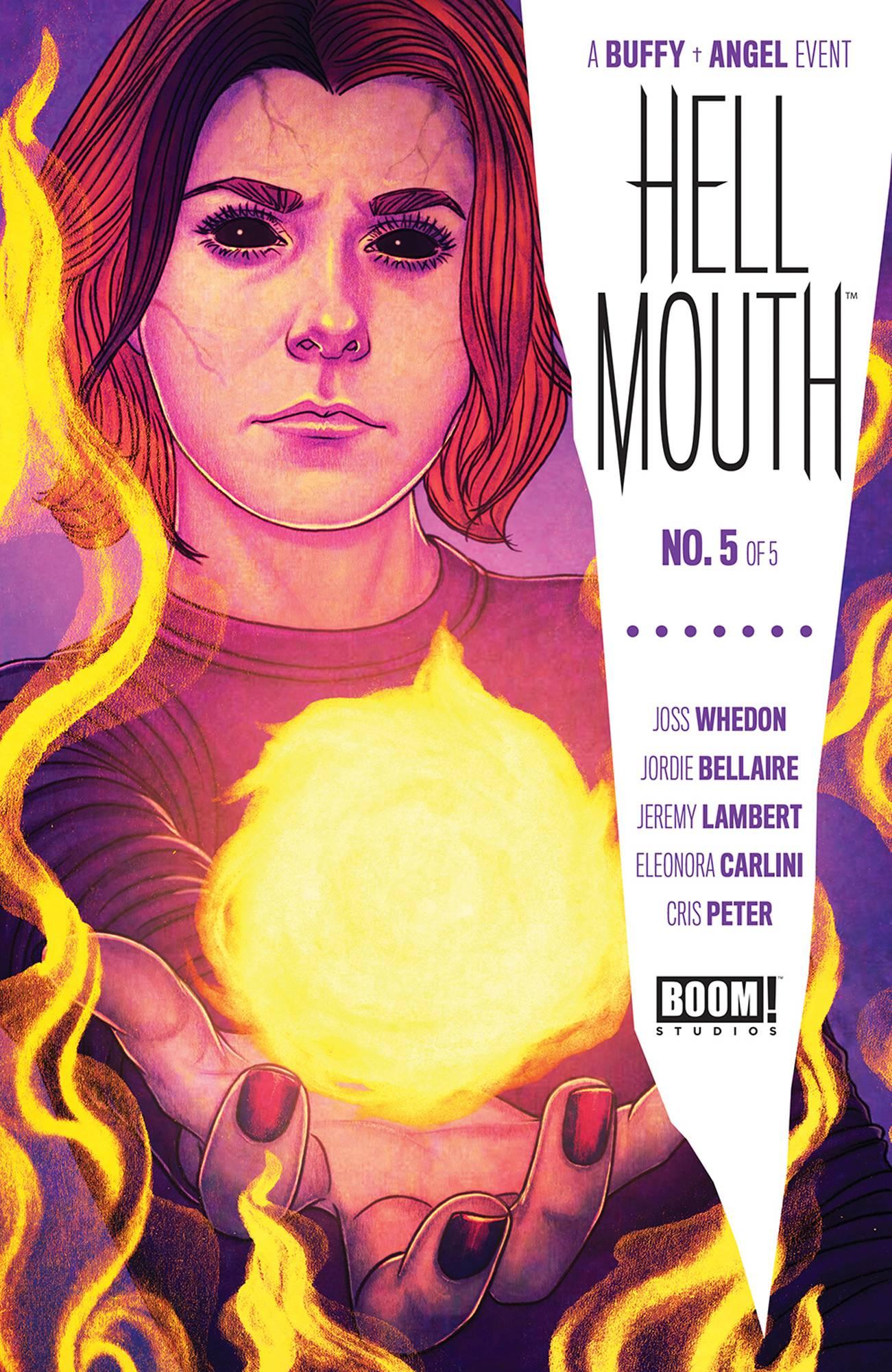 Buffy Vampire Slayer: Angel - Hellmouth #5 (2020)