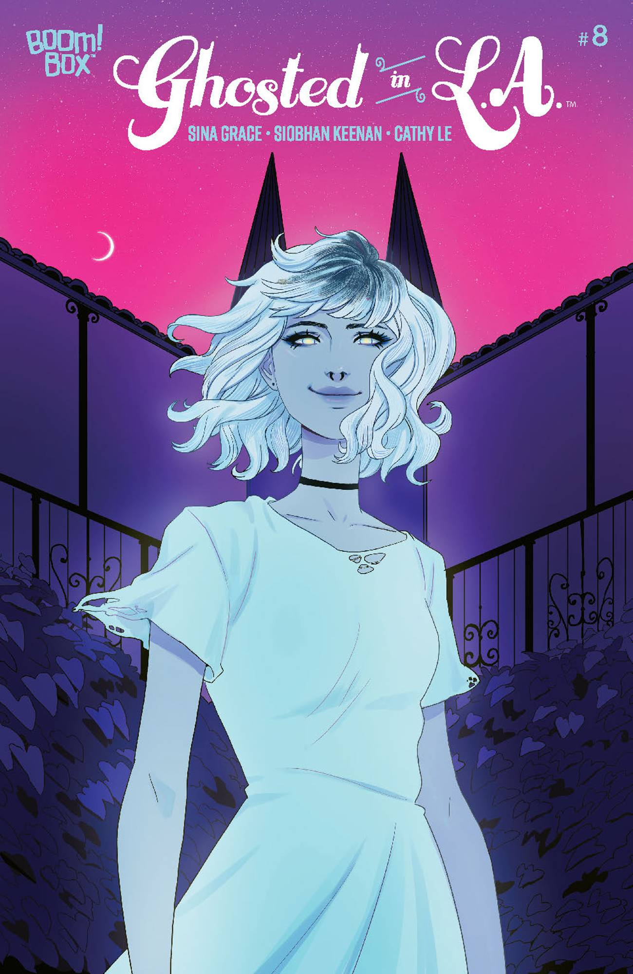 Ghosted In LA #8 (2020)