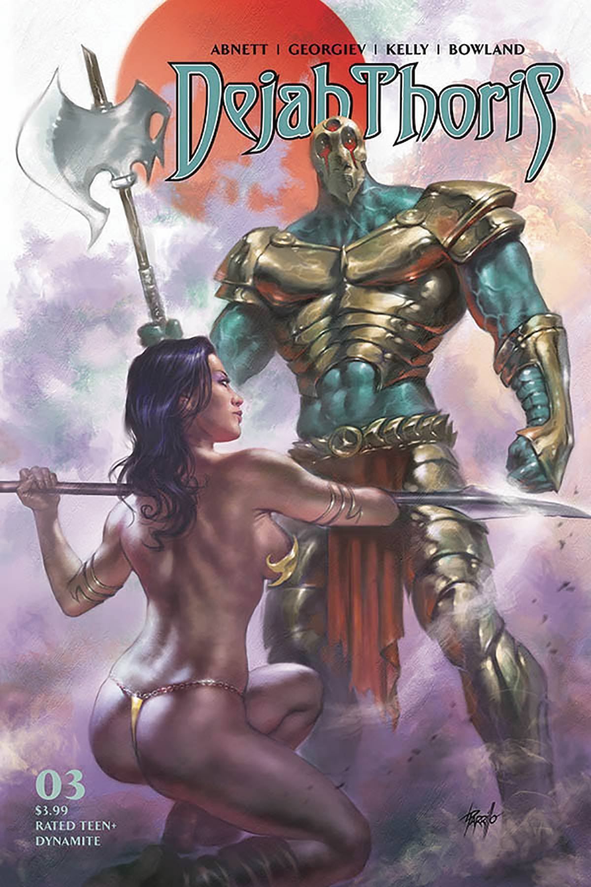 Dejah Thoris #3 (2020)