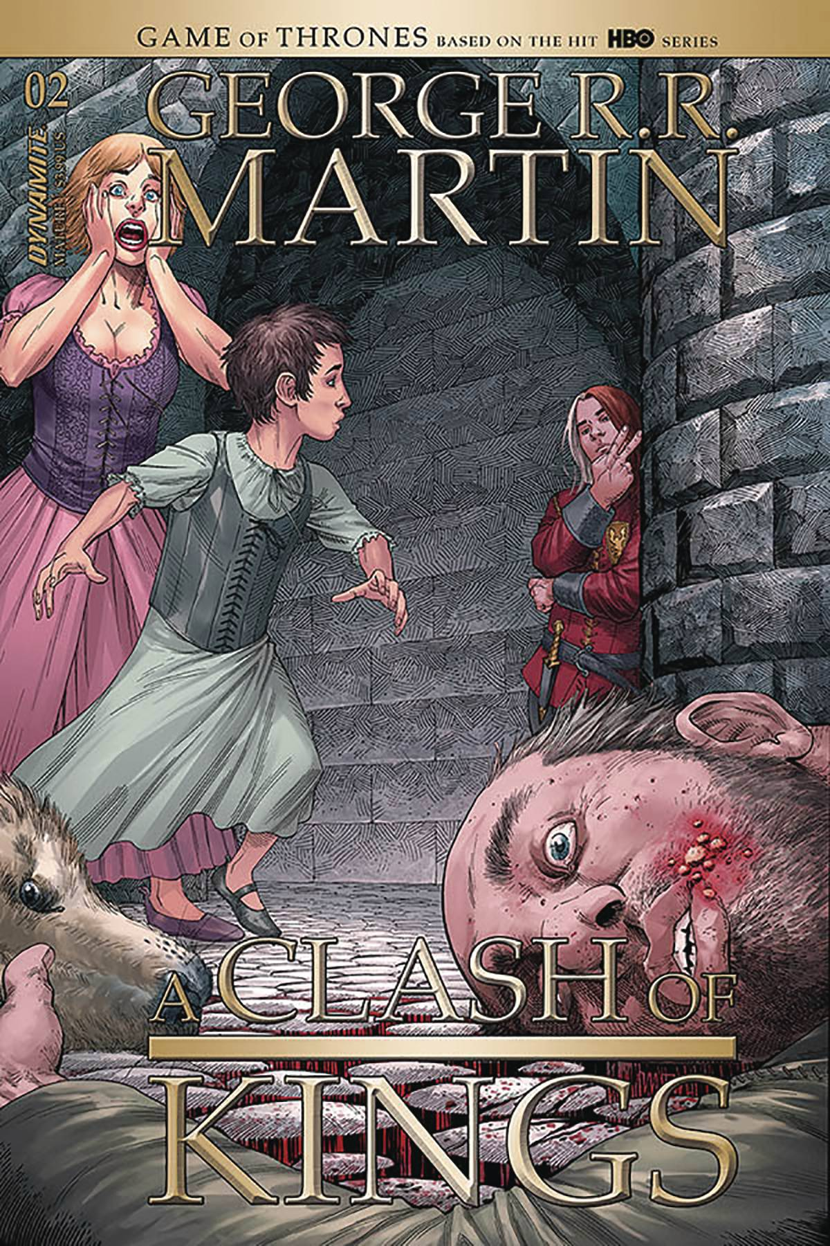 George RR Martin's A Clash Of Kings #2