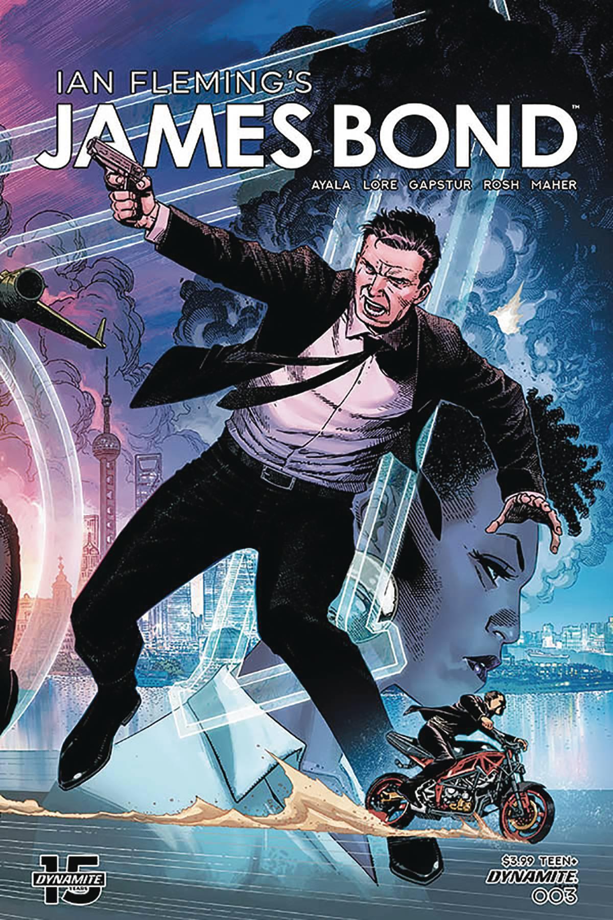 James Bond #3 (2020)