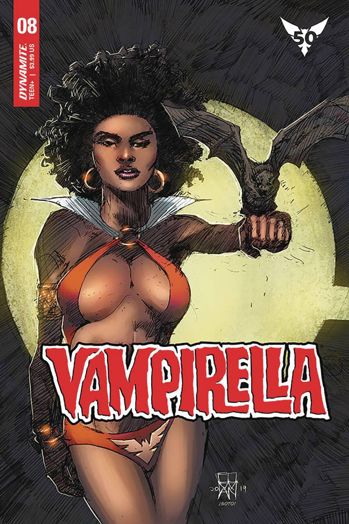 Vampirella #8 (2020)