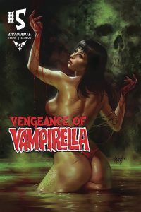 Vengeance Of Vampirella #5 (2020)