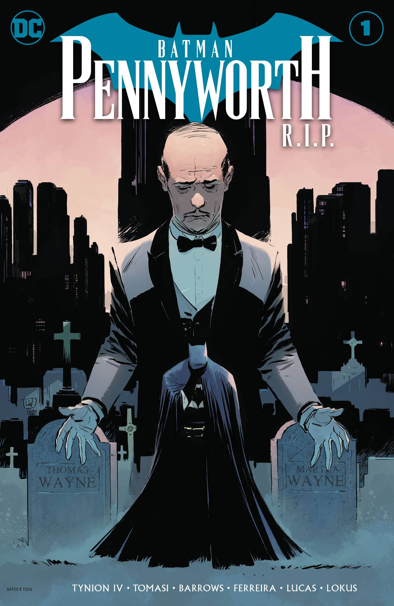 Batman: Pennyworth RIP #1 (2020)