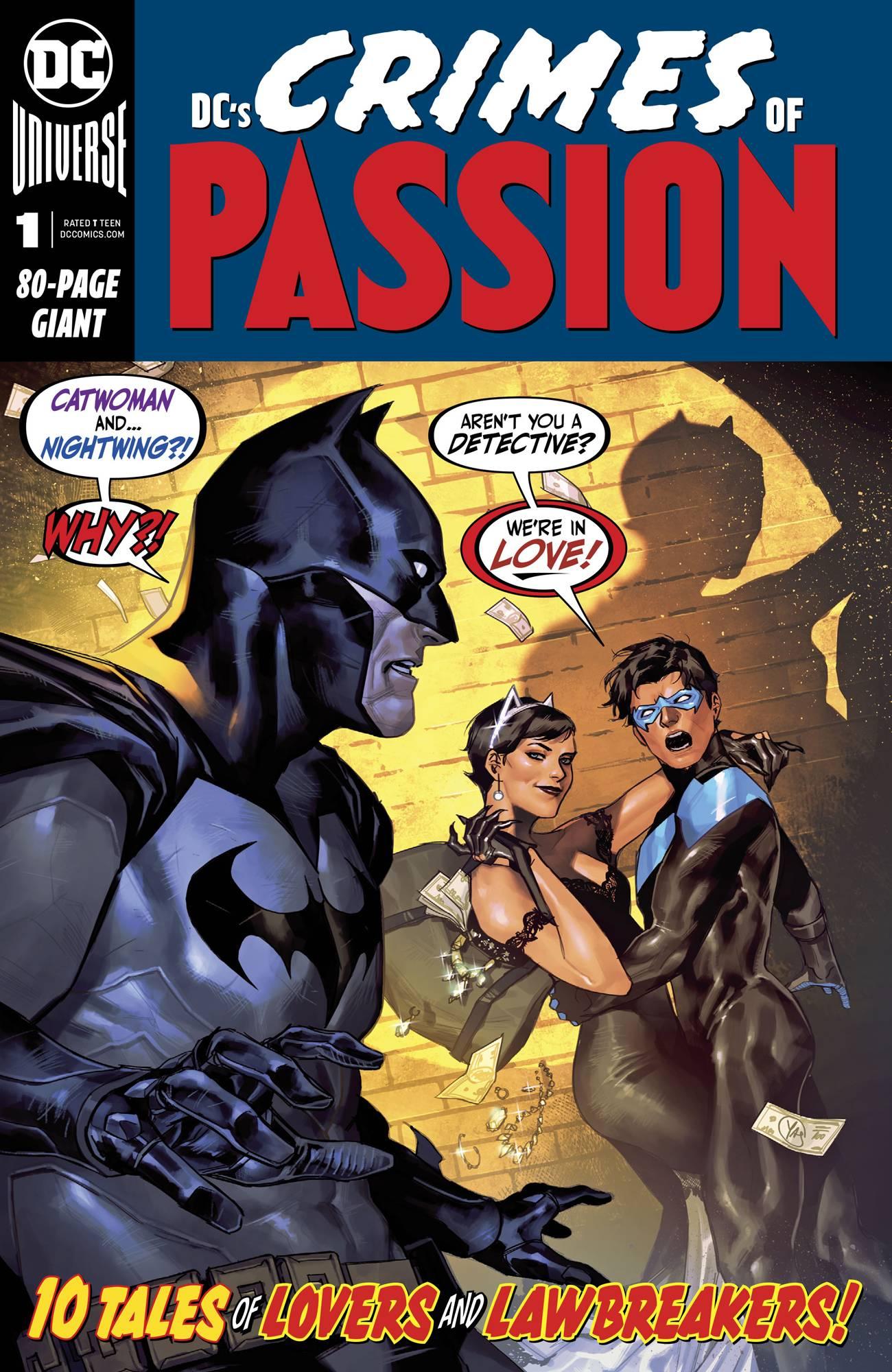 DC Crimes Of Passion #1 (2020)