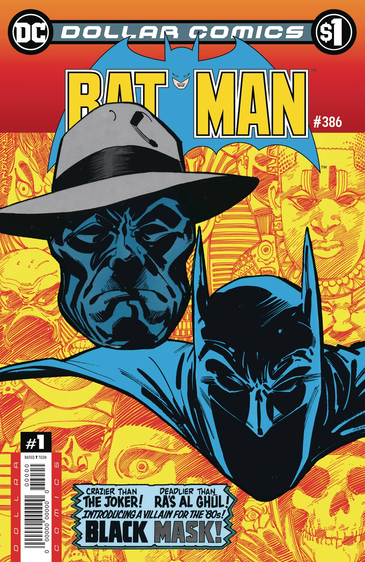 Dollar Comics: Batman #386 (2020)