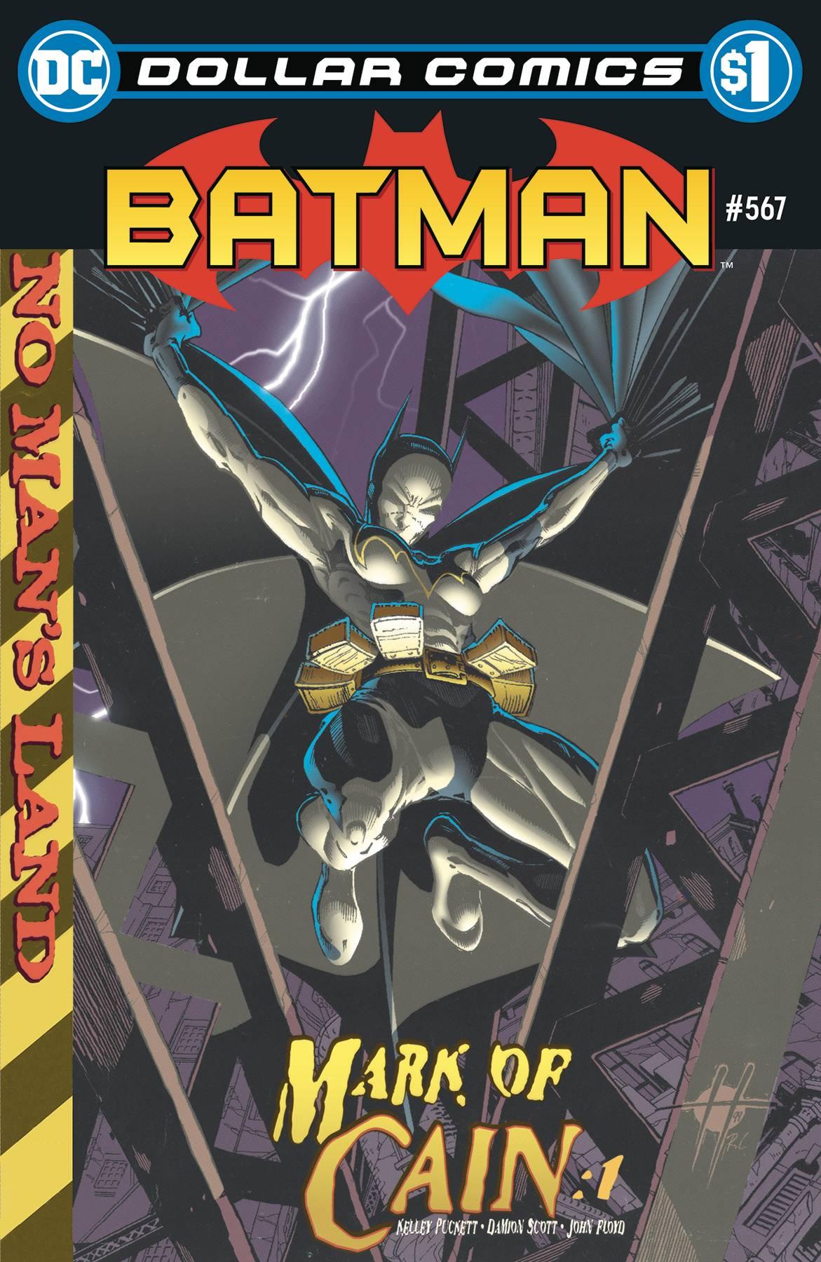 Dollar Comics: Batman #567 (2020)