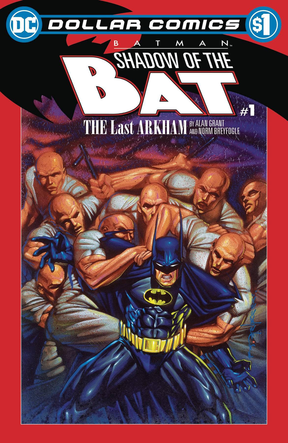 Dollar Comics: Batman - Shadow Of The Bat #1 (2020)