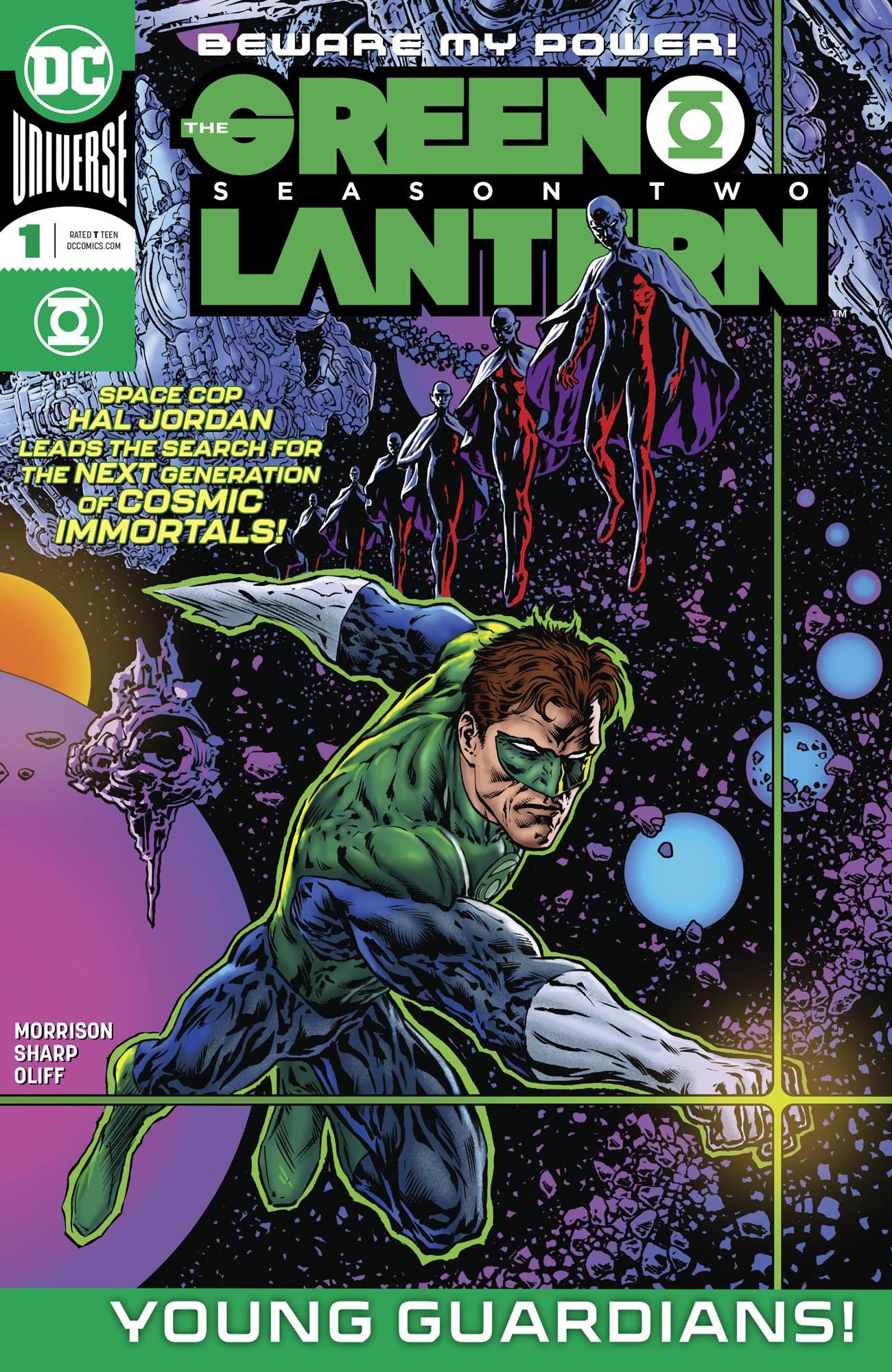 Green Lantern Season 2 #1 (2020)