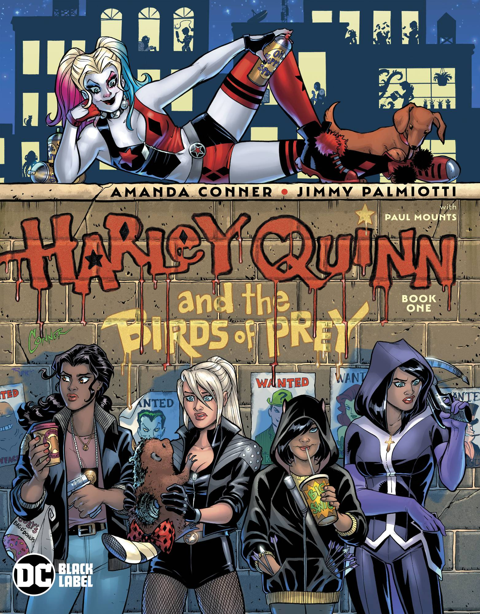 Harley Quinn and the Birds of Prey #1 (2020)