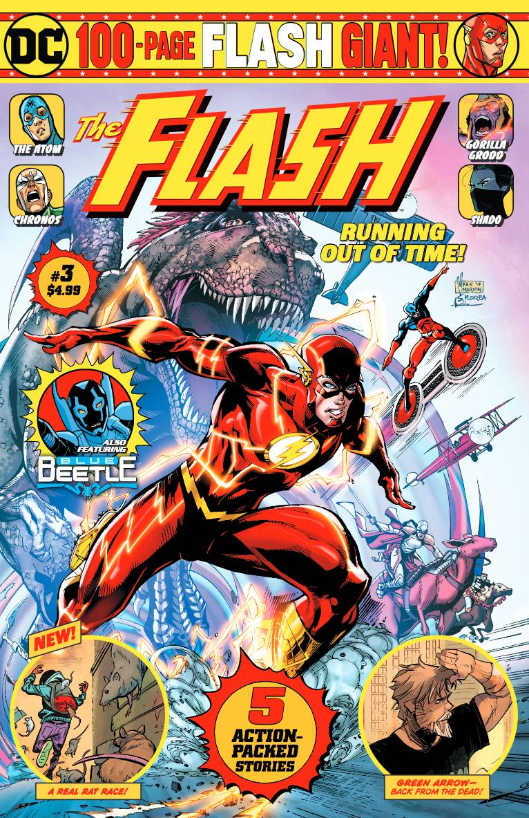 The Flash 100 Page-Giant #3 (2020)