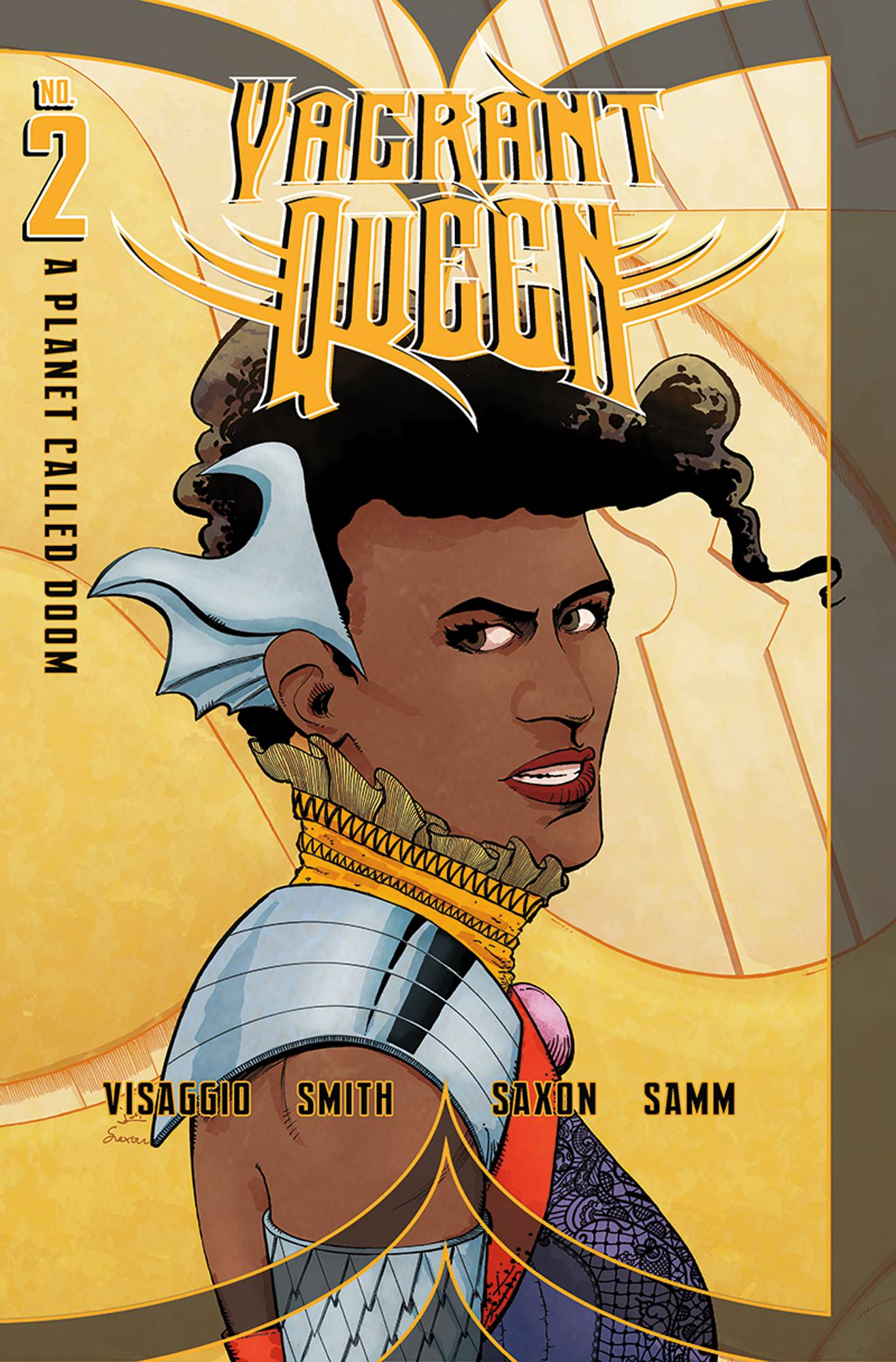 Vagrant Queen: A Planet Called Doom #2 (2020)