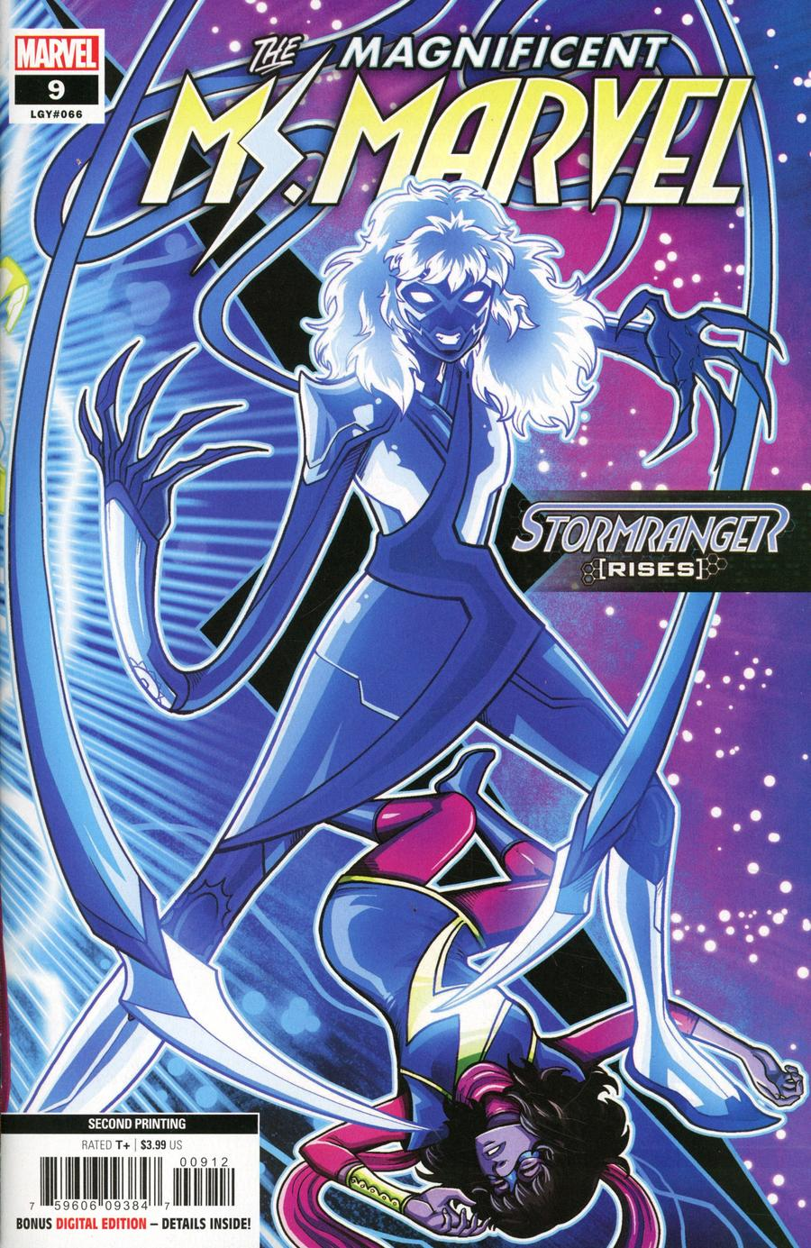 The Magnificent Ms. Marvel #9 (2019)