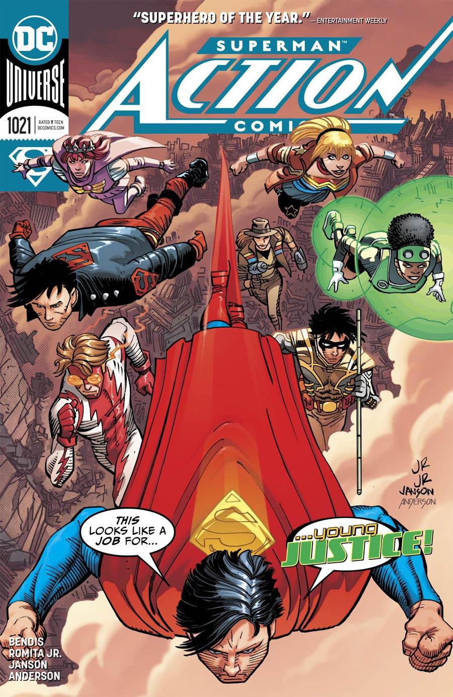 Action Comics #1021 (2020)