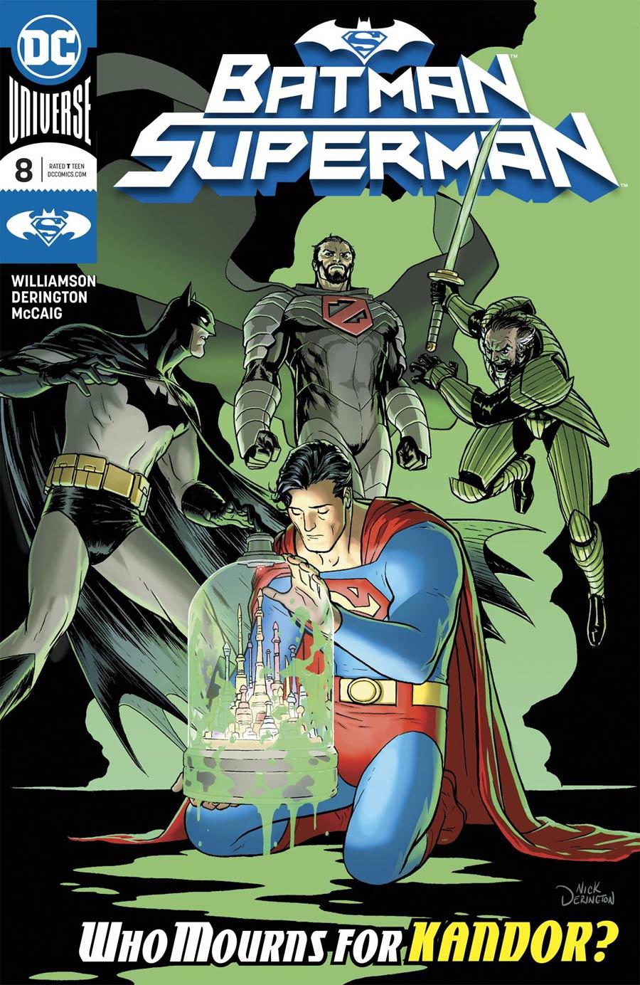 Batman / Superman #8 (2020)