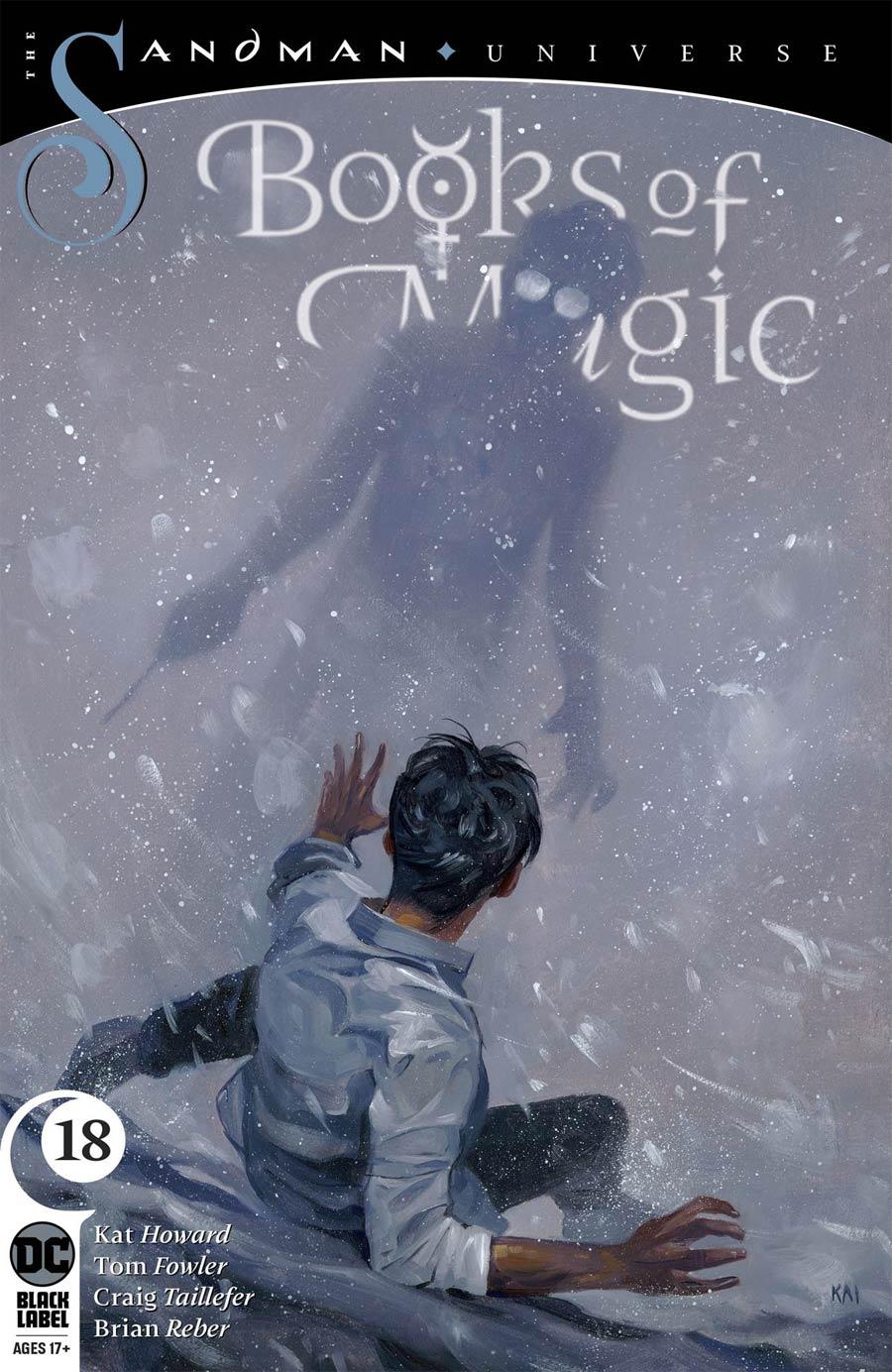Books Of Magic #18 (2020)