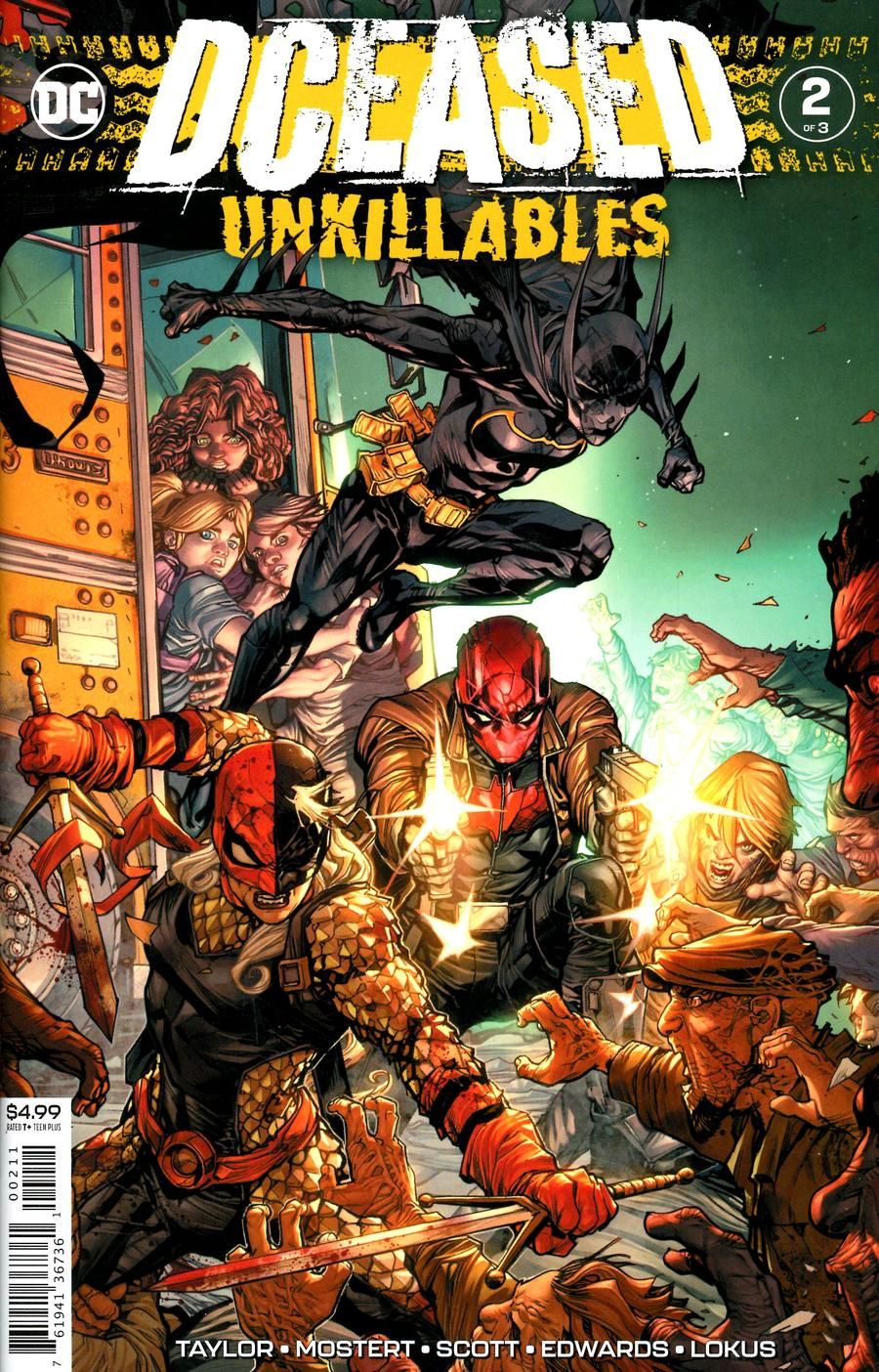 DCeased: The Unkillables #2 (2020)