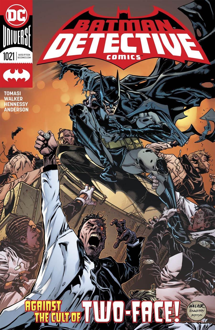 Detective Comics #1021 (2020)