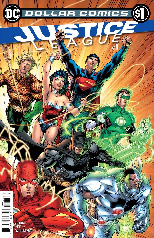Dollar Comics: Justice League #1 (2020)