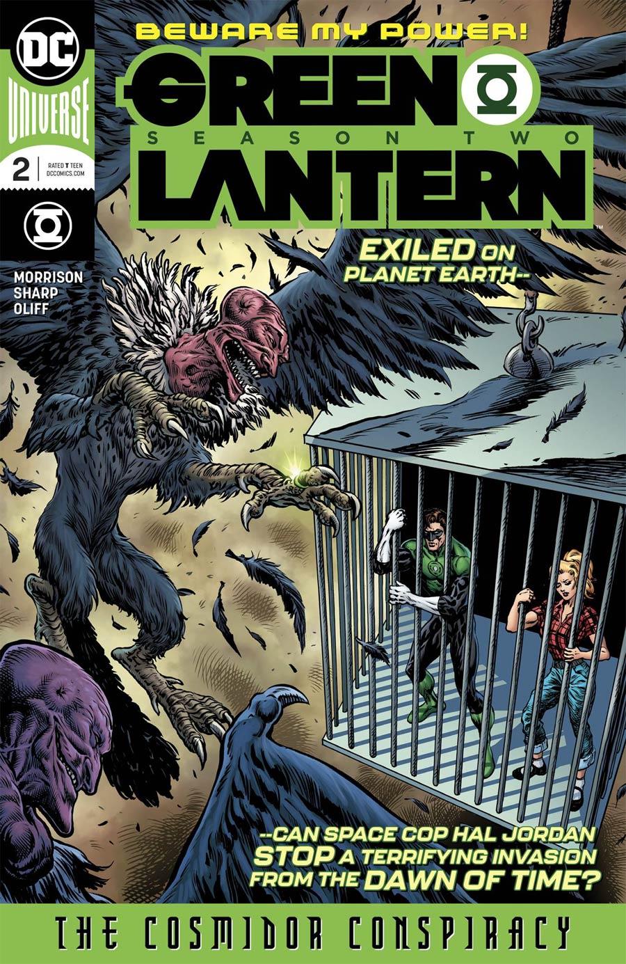 Green Lantern Season 2 #2 (2020)