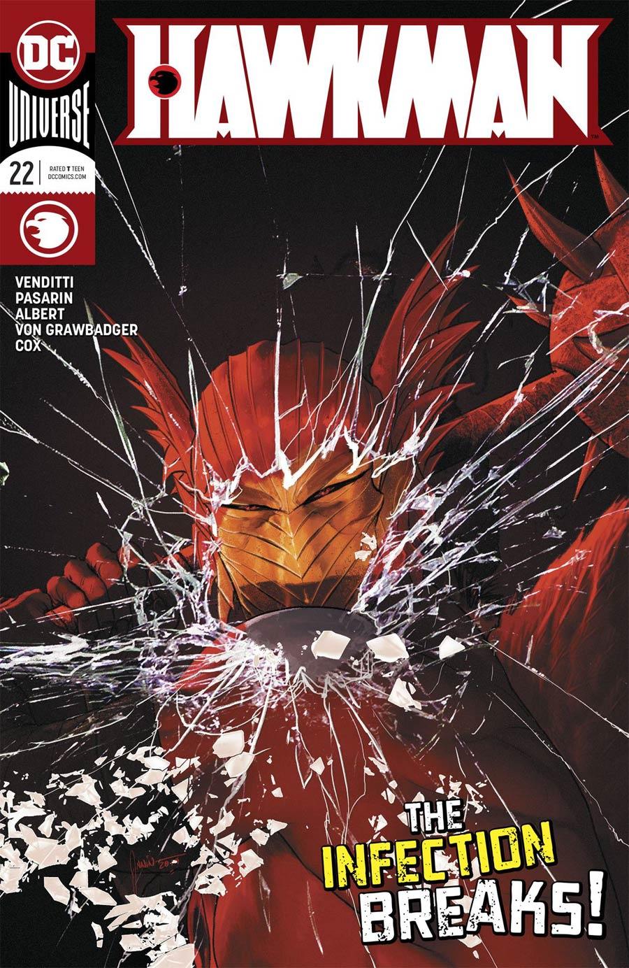 Hawkman #22 (2020)