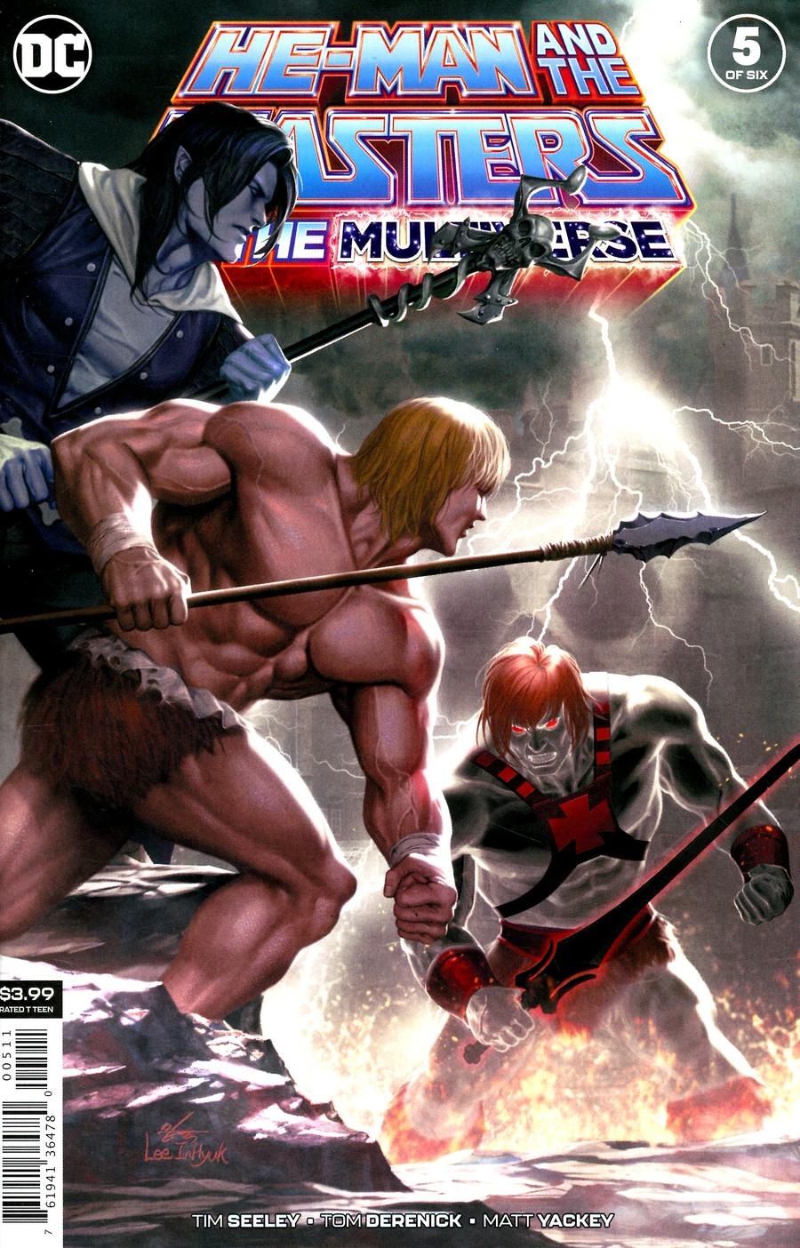 He-Man and the Masters Of The Multiverse #5 (2020)