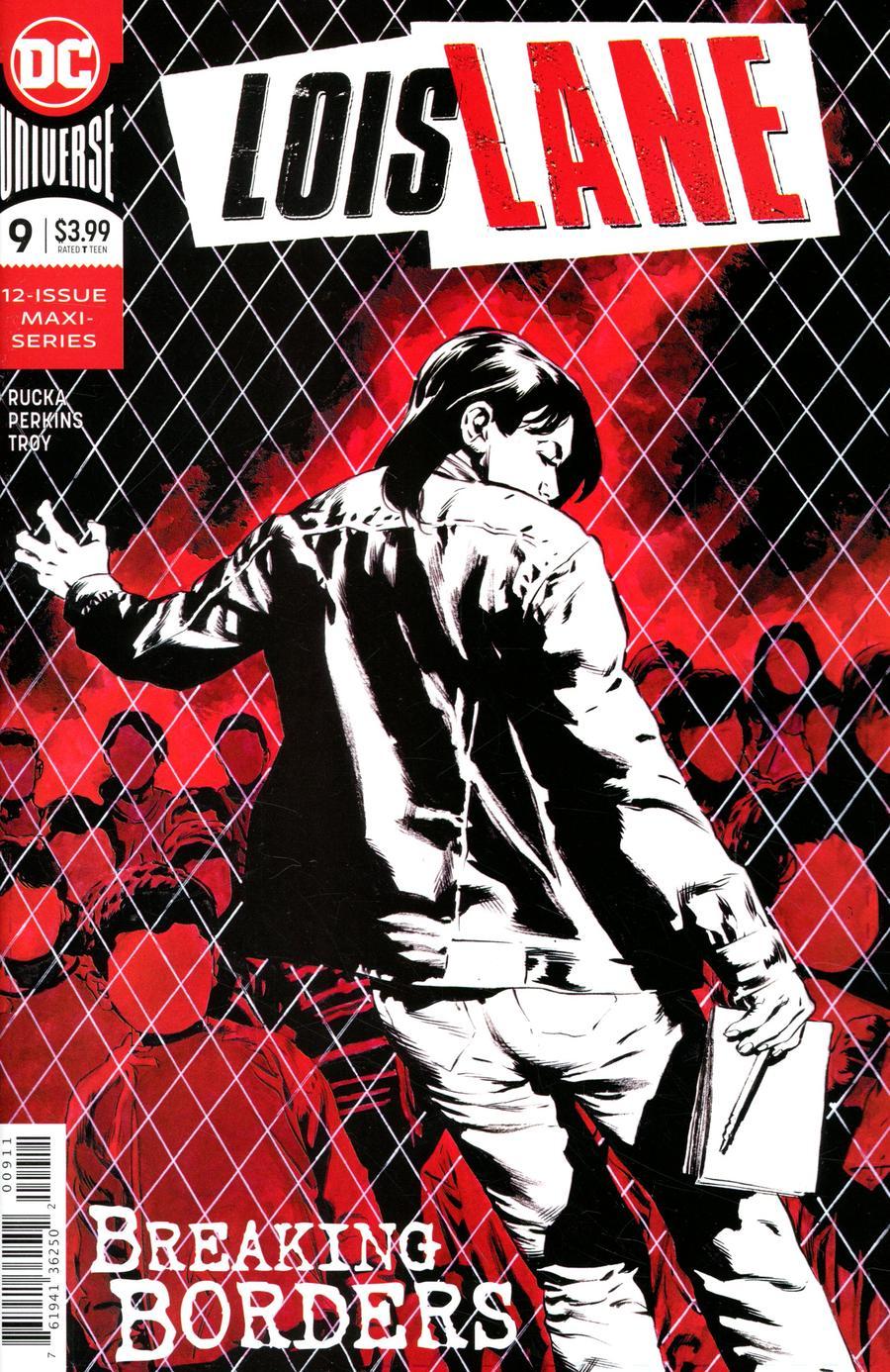 Lois Lane #9 (2020)