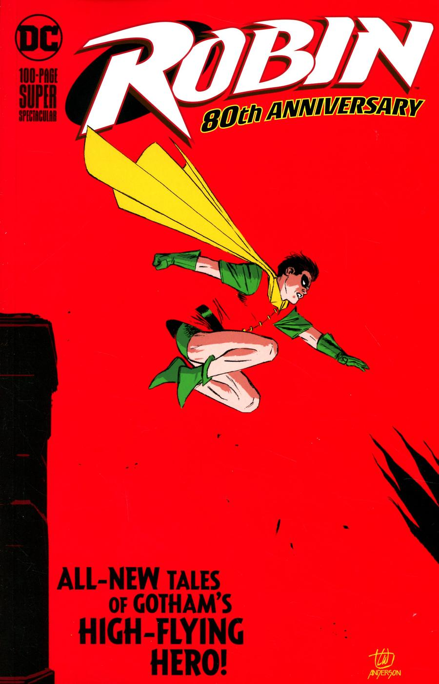 Robin 80th Anniversary 100 Page Super Spectacular #1 (2020)