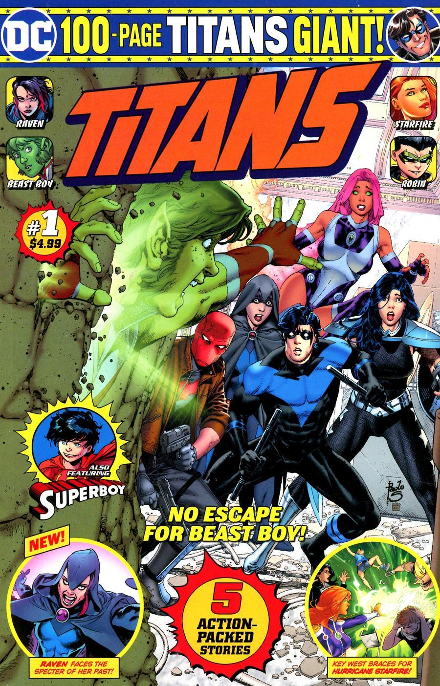 Titans Giant #1 (2020)